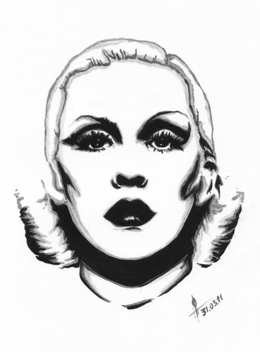 Christina Aguilera by Dory21